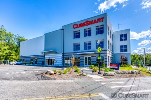 Image of CubeSmart Self Storage - Stoughton - 104 Page St Facility at 104 Page Street  Stoughton, MA
