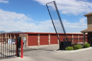 Image of Airport Landing Self Storage Facility on 7508 S Airport Road  in West Jordan, UT - View 2