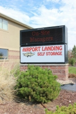 Image of Airport Landing Self Storage Facility on 7508 S Airport Road  in West Jordan, UT - View 3