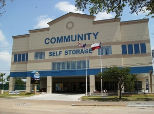 Image of Community Self Storage - Memorial / Galleria - 2101 S. Voss Facility on 2101 South Voss Road  in Houston, TX - View 3
