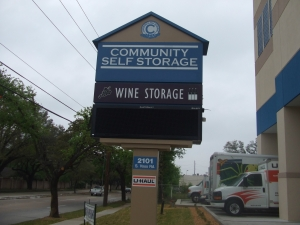 Image of Community Self Storage - Memorial / Galleria - 2101 S. Voss Facility on 2101 South Voss Road  in Houston, TX - View 4
