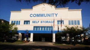 Image of Community Self Storage - Memorial / Galleria - 2101 S. Voss Facility at 2101 South Voss Road  Houston, TX
