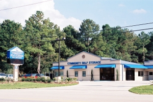 Image of Community Self Storage - Spring - 4155 Louetta Rd. Facility at 4155 Louetta Road  Spring, TX