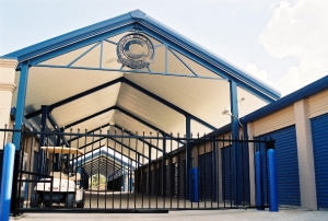 Image of Community Self Storage - Spring - 4155 Louetta Rd. Facility on 4155 Louetta Road  in Spring, TX - View 3