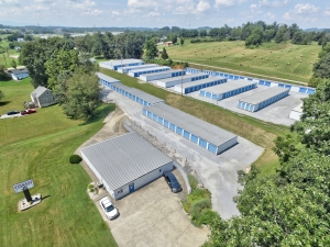 Image of Afton-Chuckey Self Storage Facility on 6497 East Andrew Johnson Highway  in Chuckey, TN - View 2