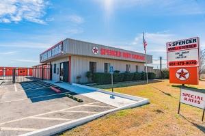 Image of Spencer Mini Storage Facility at 11220 Spencer Highway  La Porte, TX