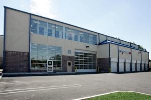 Image of The Lock Up Self Storage - Westwood Facility at 125 Bergenline Avenue  Westwood, NJ