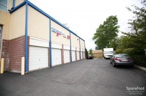 Image of The Lock Up Self Storage - Westwood Facility on 125 Bergenline Avenue  in Westwood, NJ - View 2