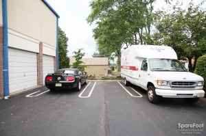 Image of The Lock Up Self Storage - Westwood Facility on 125 Bergenline Avenue  in Westwood, NJ - View 3