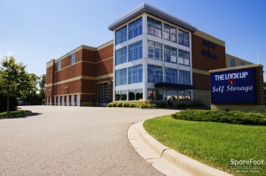Image of The Lock Up Self Storage - Bloomington Facility at 221 American Blvd W  Bloomington, MN