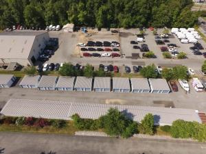 Image of Waldorf Maryland Self Storage Facility on 2298 Old Washington Road  in Waldorf, MD - View 4