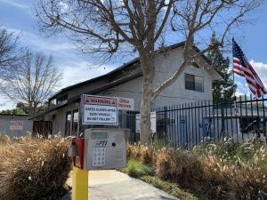 Image of AAA Self Storage LLC Facility at 9111 Jordan Ave  Chatsworth, CA