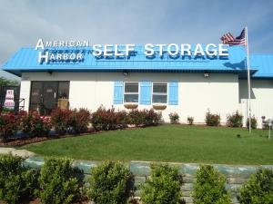 Image of American Harbor Self Storage Facility at 7227 South R. L. Thornton Freeway  Dallas, TX