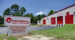 10 Federal Self Storage -12004 Trinity Rd, Trinity, NC 27370 - Photo 9