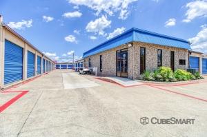 Image of CubeSmart Self Storage - Rowlett Facility at 5250 Grisham Drive  Rowlett, TX