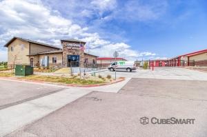Image of CubeSmart Self Storage - Colorado Springs - 2742 N Gate Blvd Facility at 2742 North Gate Boulevard  Colorado Springs, CO