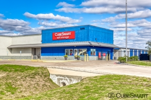 Image of CubeSmart Self Storage - Manvel - 2695 County Road 58 Facility at 2695 County Road 58  Manvel, TX