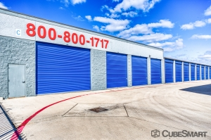 Image of CubeSmart Self Storage - Manvel - 2695 County Road 58 Facility on 2695 County Road 58  in Manvel, TX - View 2