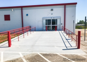 Image of CubeSmart Self Storage - Augusta - 548 Taylor St Facility on 548 Taylor Street  in Augusta, GA - View 2