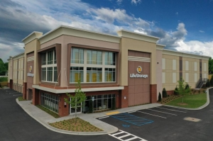 Image of Life Storage - Greer - 1408 Boiling Springs Rd Facility on 1408 Boiling Springs Road  in Greer, SC - View 2