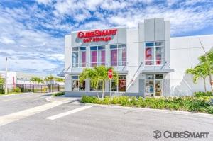Image of CubeSmart Self Storage - Delray Beach - 1125 Wallace Dr Facility at 1125 Wallace Drive  Delray Beach, FL