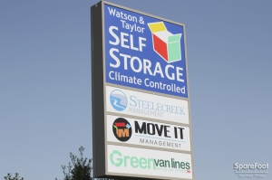 Image of Watson & Taylor Self Storage - Belt Line Facility on 4015 Belt Line Road  in Addison, TX - View 3