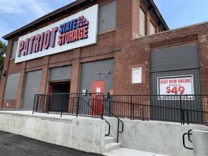 Image of Patriot State Storage Facility at 204 Hartford Avenue  Providence, RI