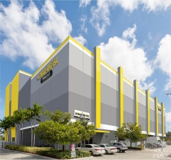 Image of Storage King USA - 035 - Fort Lauderdale, FL - SE 6th Ave Facility at 3340 Southeast 6th Avenue  Fort Lauderdale, FL