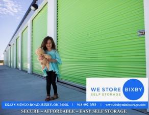 We Store Bixby Self Storage - Photo 3