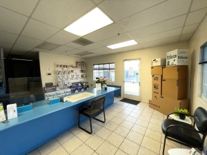 Image of Storage Solutions - Riverside Facility on 11215 Indiana Avenue  in Riverside, CA - View 2