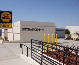 Image of E-Z Storage of Buena Park, L.P. Facility at 8251 Orangethorpe Avenue  Buena Park, CA