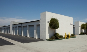 Image of E-Z Storage of Buena Park, L.P. Facility on 8251 Orangethorpe Avenue  in Buena Park, CA - View 2