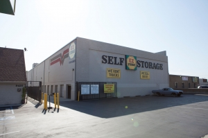 Image of EZ Storage Desoto, L.P. Facility on 9420 De Soto Avenue  in Chatsworth, CA
