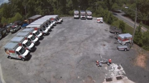 Image of Old Ellis Storage Facility on 1150 Old Ellis Road  in Roswell, GA - View 3