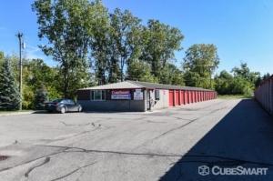 Image of CubeSmart Self Storage - Clarkston - 4550 White Lake Rd Facility at 4550 White Lake Road  Clarkston, MI