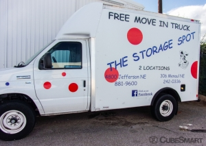 CubeSmart Self Storage - Albuquerque -4800 Jefferson St. NE - Photo 4