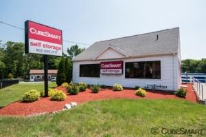 Image of CubeSmart Self Storage - East Bridgewater Facility at 503 North Bedford Street  East Bridgewater, MA