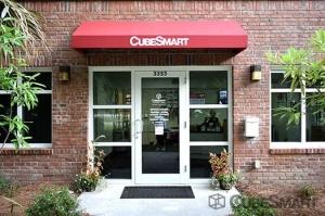 Image of CubeSmart Self Storage - Mt Pleasant Facility at 3355 S Morgans Point Rd  Mt Pleasant, SC