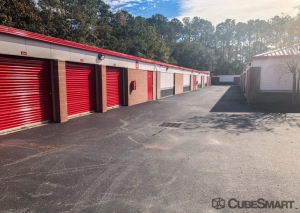 Image of CubeSmart Self Storage - Mt Pleasant Facility on 3355 S Morgans Point Rd  in Mt Pleasant, SC - View 2