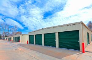 Image of Sunnyvale Self Storage Facility at 820 Lashley St  Longmont, CO