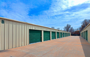 Image of Sunnyvale Self Storage Facility on 820 Lashley St  in Longmont, CO - View 2