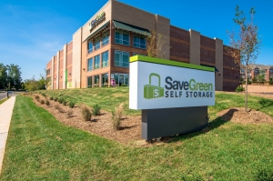 Image of Save Green Self Storage - 5275 Samet Dr - High Point, NC (BRAND NEW FACILITY!) Facility at 5275 Samet Drive  High Point, NC