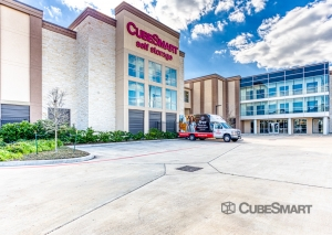 Image of CubeSmart Self Storage - Richmond - 7940 W. Grand Parkway S. Facility at 7940 West Grand Parkway South  Richmond, TX