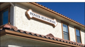 Image of Pioneer Self Storage Facility on 480 Pioneer Avenue  in Woodland, CA - View 2