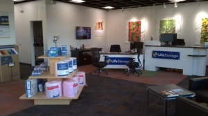Image of Life Storage - Raleigh - 11615 Northpark Drive Facility on 11615 Northpark Drive  in Raleigh, NC - View 2