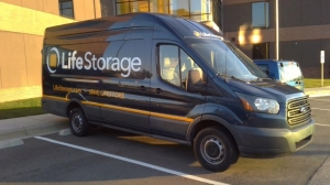 Image of Life Storage - Raleigh - 11615 Northpark Drive Facility on 11615 Northpark Drive  in Raleigh, NC - View 3