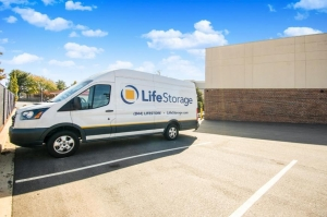 Image of Life Storage - Greenville - 5214 Honbarrier Drive Facility on 5214 Honbarrier Drive  in Greenville, SC - View 3