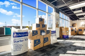 Image of Life Storage - Greenville - 5214 Honbarrier Drive Facility on 5214 Honbarrier Drive  in Greenville, SC - View 2