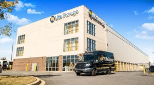 Image of Life Storage - Greenville - 5214 Honbarrier Drive Facility on 5214 Honbarrier Drive  in Greenville, SC - View 4