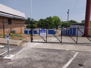 Image of Byrd's Mini Storage - Industrial Blvd Facility at 711 Industrial Boulevard  Gainesville, GA